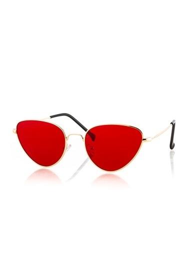 Polo55 Gözlük Kırmızı